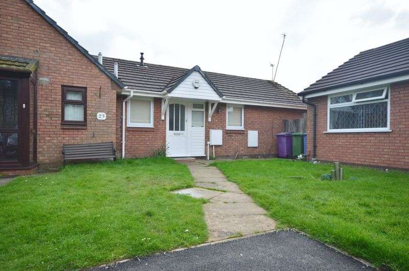 2 Bedrooms Semi Detached Bungalow for sale in Mereview Crescent, Liverpool