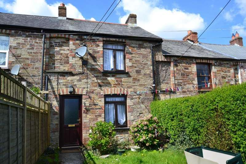 2 Bedrooms Terraced House for sale in Robartes Road, Bodmin