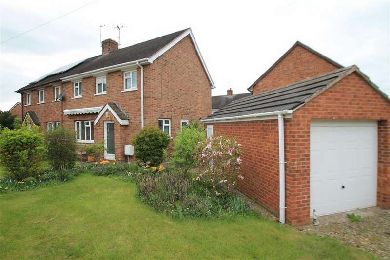 3 Bedrooms Semi Detached House for sale in Chestnut Close, Gresford, Wrexham