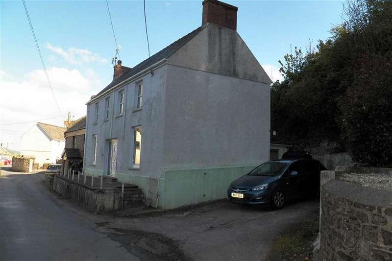 3 Bedrooms Semi Detached House for sale in Water Street, Laugharne, Carmarthen