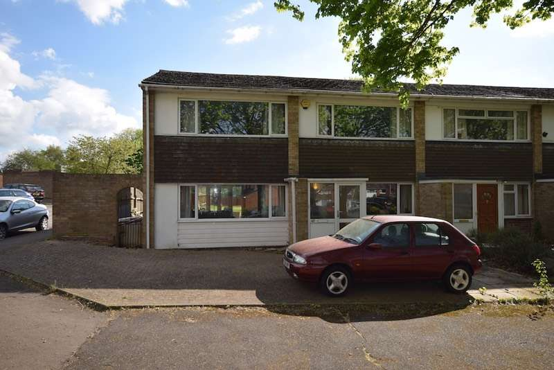 4 Bedrooms End Of Terrace House for sale in Hildenbrough Cresent, Maidstone, Kent, ME16
