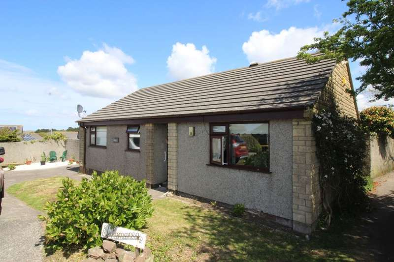 3 Bedrooms Detached Bungalow for sale in Boscoppa Close, Mount Ambrose, REDRUTH, TR15