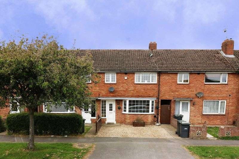 3 Bedrooms Terraced House for sale in Parkhouse Farm Way, Havant