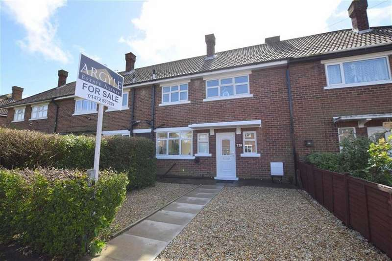 2 Bedrooms Terraced House for sale in Sandringham Road, Cleethorpes, North East Lincolnshire
