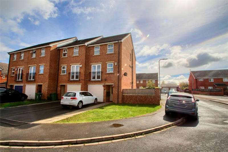 4 Bedrooms End Of Terrace House for sale in Easdale Court, Thornaby