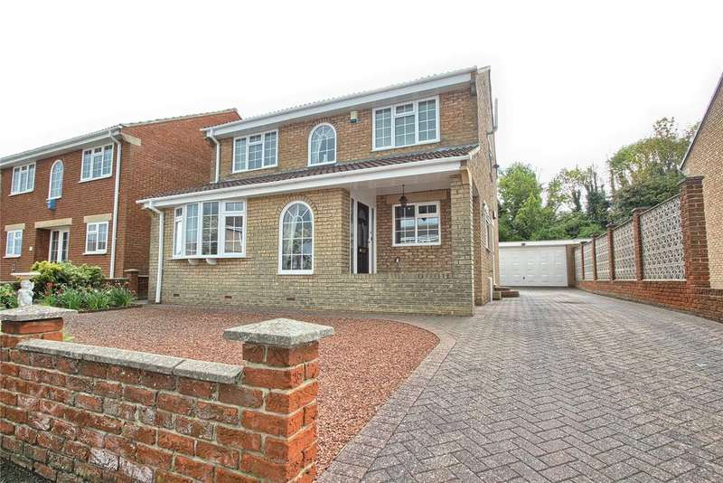 4 Bedrooms Detached House for sale in Turnberry Drive, New Marske