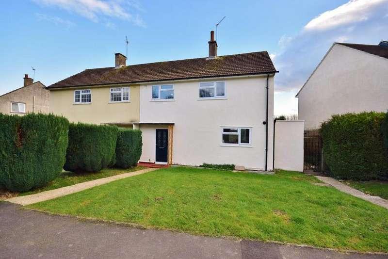 3 Bedrooms Semi Detached House for sale in Oakridge, Basingstoke, RG21