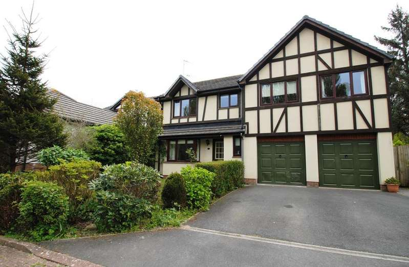 5 Bedrooms Detached House for sale in Coppice Close, Fremington