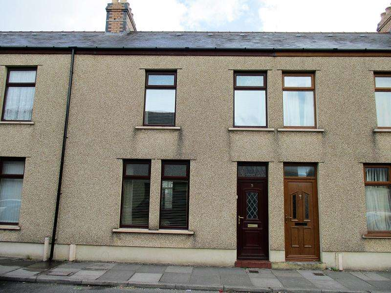 3 Bedrooms Terraced House for sale in Lilian Street, Port Talbot, Neath Port Talbot.