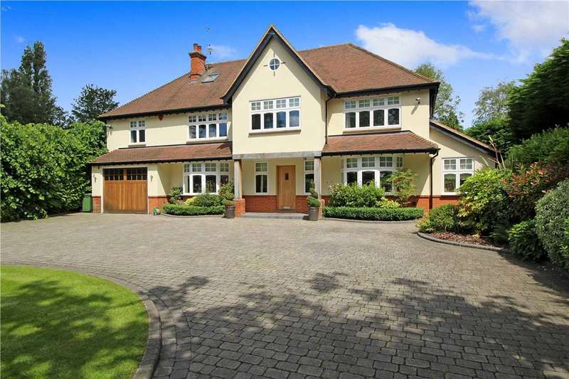 6 Bedrooms Detached House for sale in Ridgeway, Hutton Mount