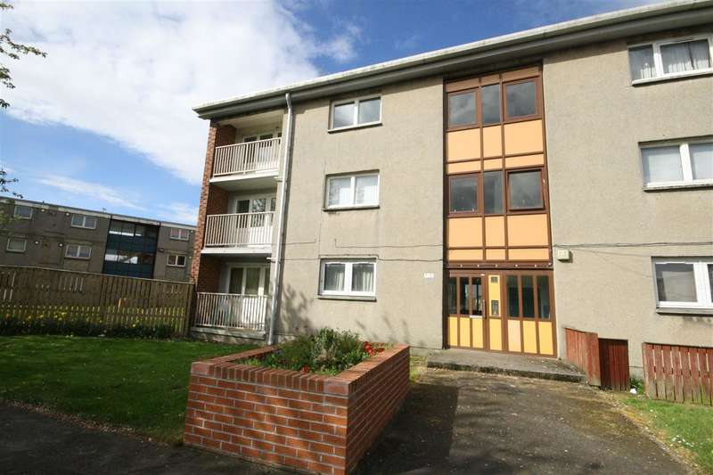2 Bedrooms Apartment Flat for sale in Cultenhove Crescent, Grangemouth