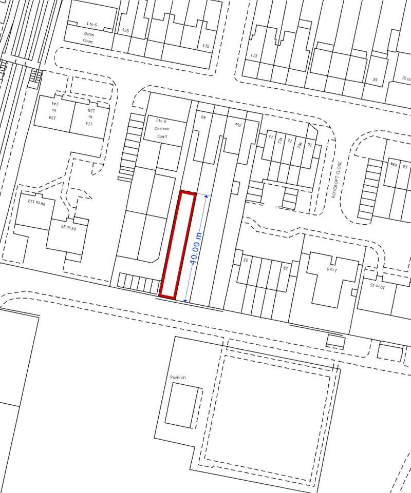 Land Commercial for sale in 80 Gordon Road, South Woodford, London, E18 1DR
