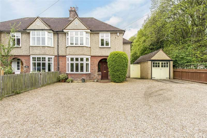 4 Bedrooms Semi Detached House for sale in High Street, London Colney, St. Albans, Hertfordshire, AL2
