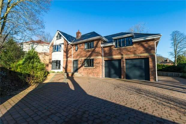 5 Bedrooms Detached House for rent in Whitesmocks, Durham City