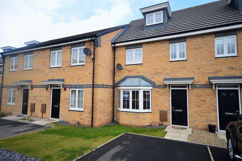 3 Bedrooms Terraced House for sale in Murrayfield Gardens, Whitby