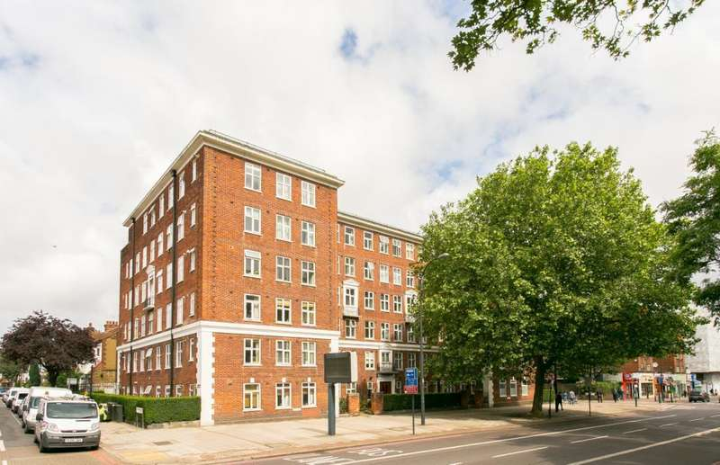 1 Bedroom Flat for sale in Effra Court, Brixton Hill, London, SW2