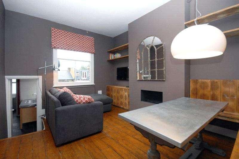 2 Bedrooms Flat for sale in Loftus Road, Shepherds Bush, London, W12