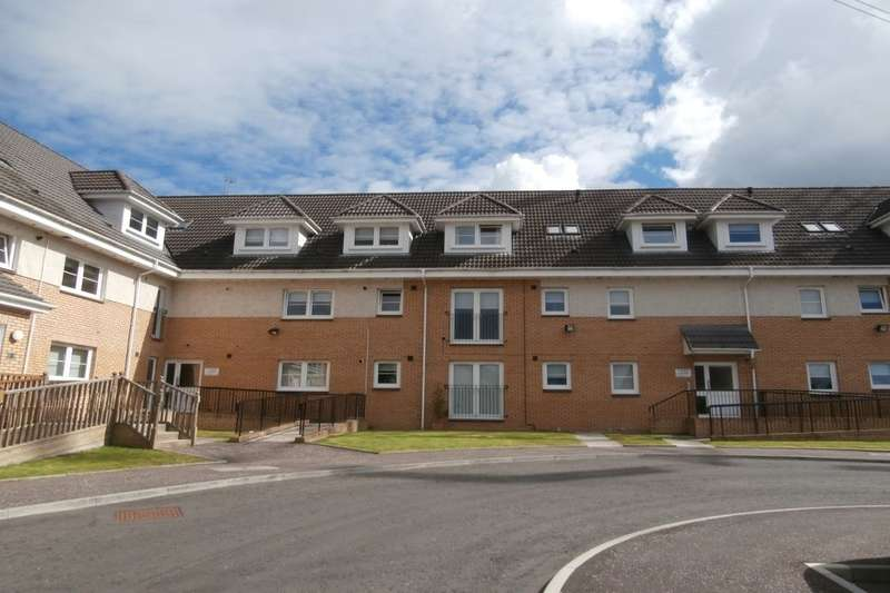 2 Bedrooms Flat for sale in Eden Court, Glenmavis, Airdrie, ML6