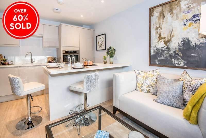 Flat for sale in Brookfield Road, Wooburn Green, HP10