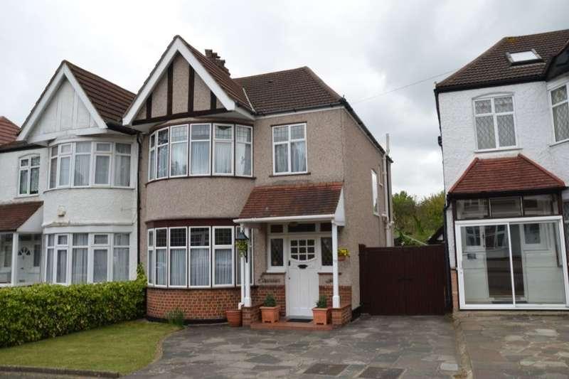 3 Bedrooms Semi Detached House for sale in Demesne Road, Wallington, SM6