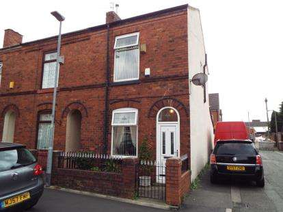 3 Bedrooms End Of Terrace House for sale in Alpine Street, Newton-Le-Willows, Merseyside