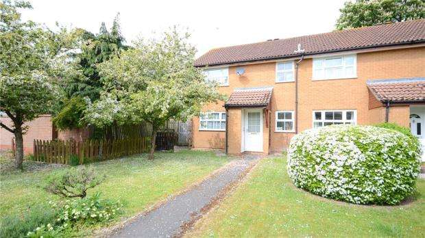 1 Bedroom Maisonette Flat for sale in Burwell Close, Lower Earley, Reading