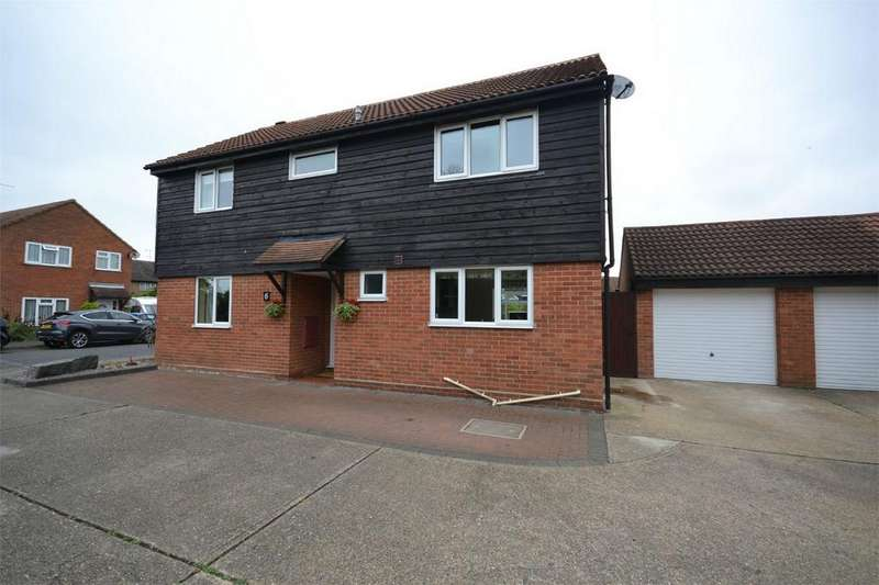 4 Bedrooms Detached House for sale in Lawling Avenue, Heybridge, Maldon, Essex