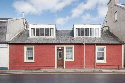 3 Bedrooms Semi Detached House for sale in Main Street, Largs