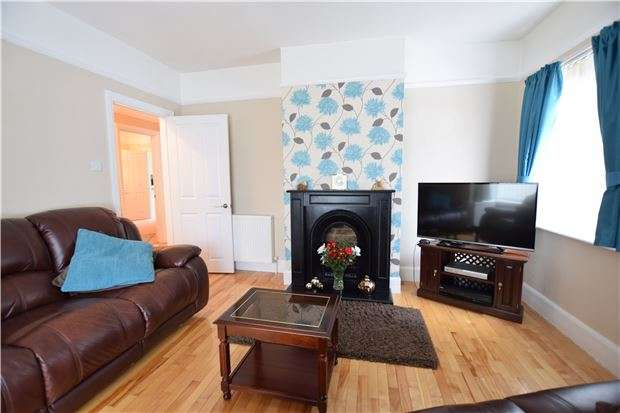 2 Bedrooms Detached Bungalow for sale in Eastbourne Road, Willingdon, Eastbourne