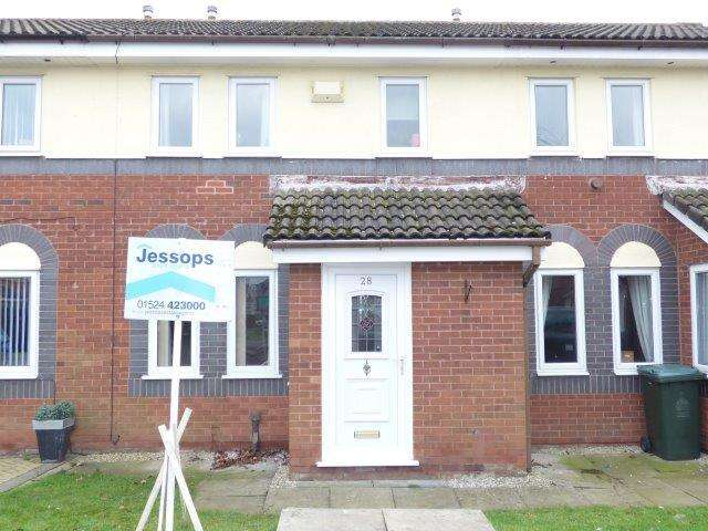 3 Bedrooms Terraced House for sale in Priory Close, Morecambe, LA3 3RL