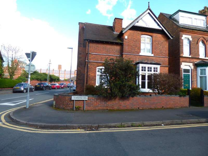 3 Bedrooms Detached House for sale in Carlyle Road, Edgbaston, Birmingham, B16 9DJ