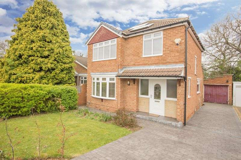 3 Bedrooms Detached House for sale in Firtree Avenue, Normanby, Middlesbrough, TS6 0PH