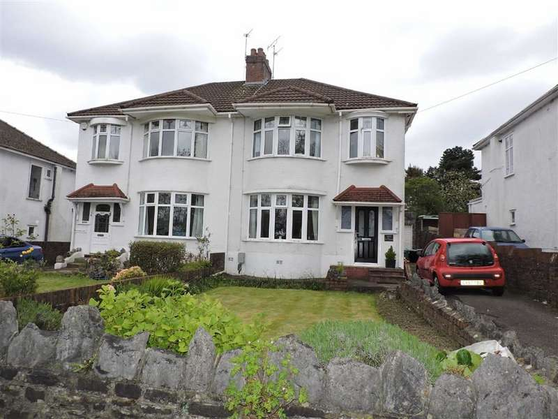 3 Bedrooms Semi Detached House for sale in Clasemont Road, Morriston