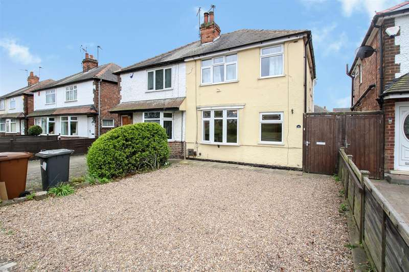 3 Bedrooms House for sale in Doncaster Avenue, Sandiacre