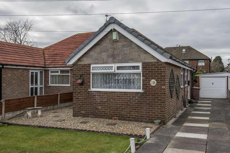 2 Bedrooms Bungalow for sale in Windsor Road, Wigan, Merseyside, WN5