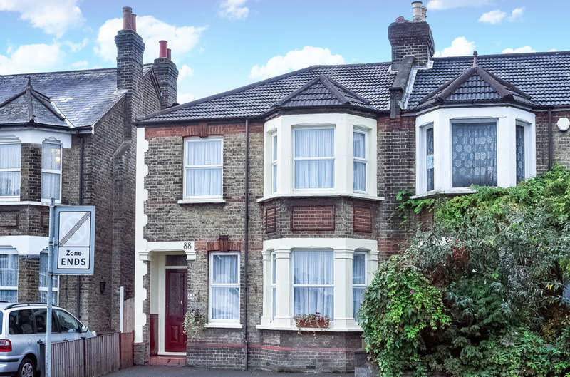 4 Bedrooms Semi Detached House for sale in Brighton Road, South Croydon CR2