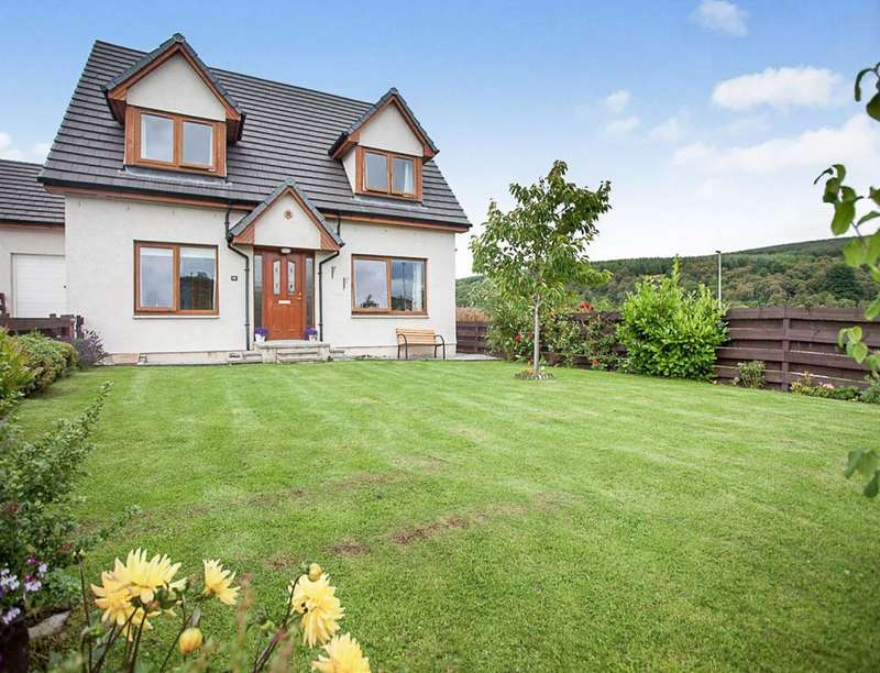 4 Bedrooms Detached House for sale in Corsemaul Drive, Dufftown, Keith, AB55