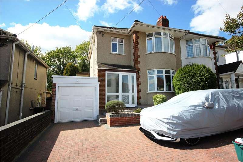 3 Bedrooms Semi Detached House for sale in Orchard Road, Kingswood, Bristol, BS15