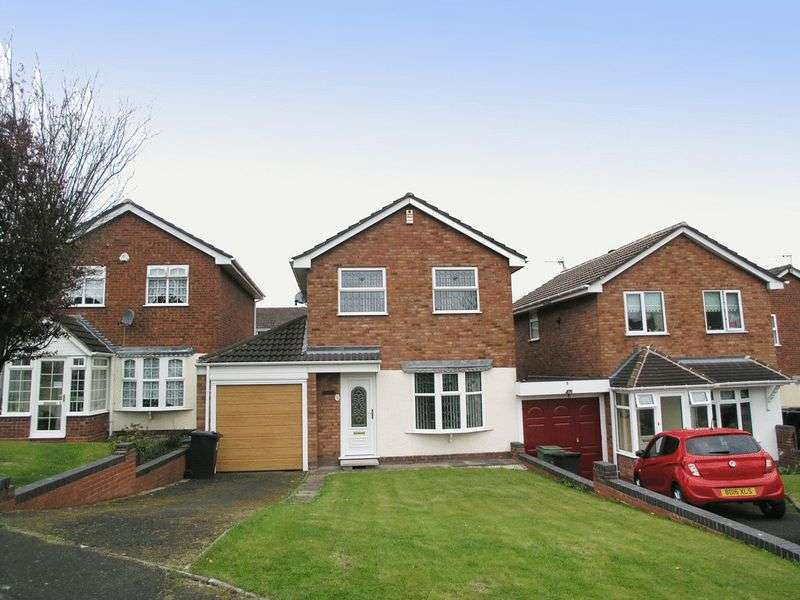 3 Bedrooms Detached House for sale in BRIERLEY HILL, QUARRY BANK, Sheriff Drive