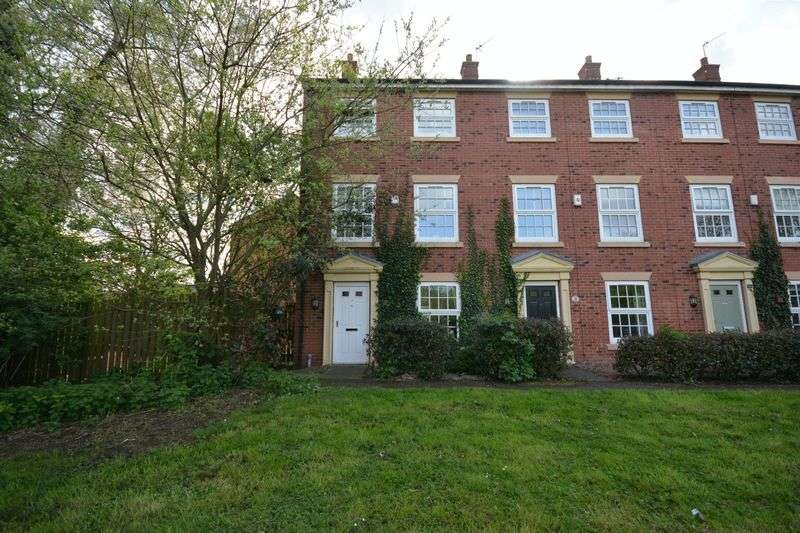 3 Bedrooms House for sale in Holland Walk, Nantwich