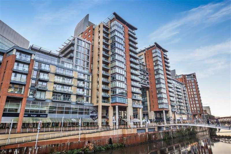 2 Bedrooms Apartment Flat for sale in 12 Leftbank, Spinningfields, Manchester, M3