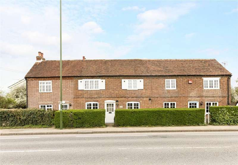 2 Bedrooms Terraced House for sale in Main Road, Fishbourne, Chichester, West Sussex