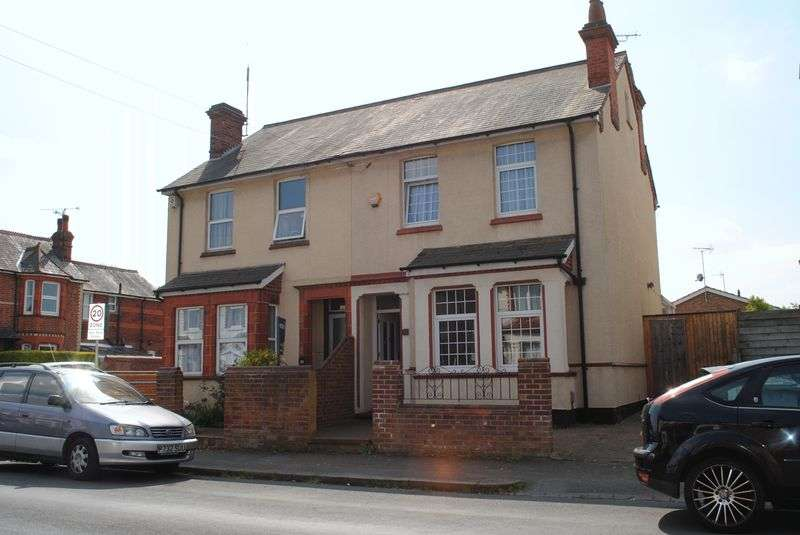 3 Bedrooms Semi Detached House for sale in Brisbane Road, Reading