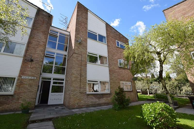 2 Bedrooms Apartment Flat for sale in Woodside Court, Lisvane Road, Llanishen, Cardiff. CF14 0RY