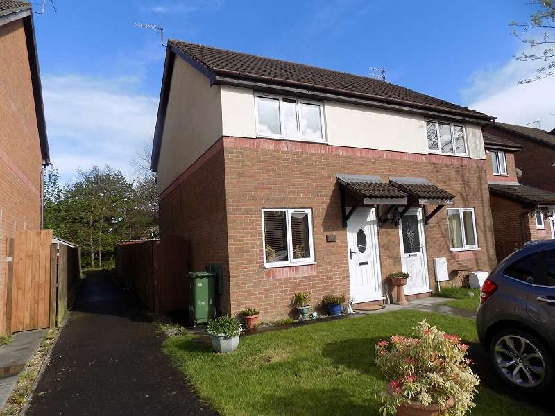 2 Bedrooms End Of Terrace House for sale in Glan-Y-Nant , Tondu, Bridgend. CF32 9DU