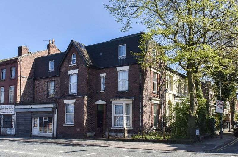 5 Bedrooms Terraced House for sale in Prescot Road, Liverpool