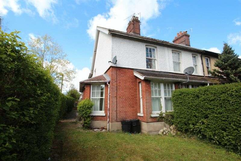 2 Bedrooms Terraced House for sale in Waldeck Road, Golden Triangle