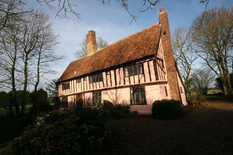 5 Bedrooms Detached House for sale in Depden Green, Depden, Bury St Edmunds IP29