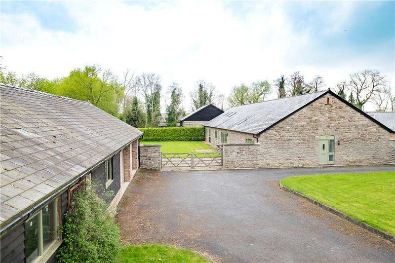 5 Bedrooms Barn Conversion Character Property for sale in Birley Court Barns, Birley, Hereford, HR4