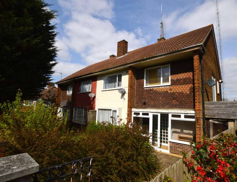 4 Bedrooms Semi Detached House for sale in Shooters Hill London SE18